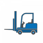 Industrial Icons_Forklift Driver